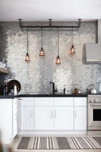 urban kitchen metallic