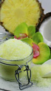 pina colada bath salts recipe