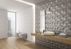 3d shape tile
