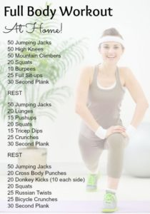 6 fat blasting at home workouts that will transform your