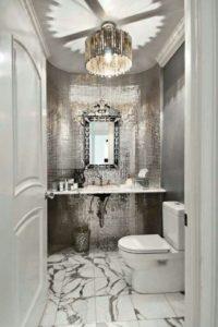 rock and roll bathroom