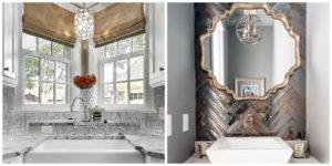 metallic designs for your interior home design