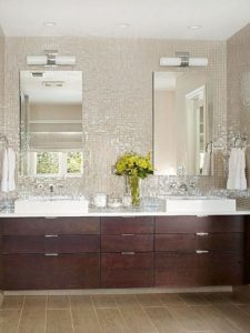 Sparkly Bathroom