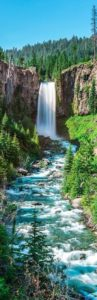 Tumalo Falls is definitely somewhere I would love to go in my life. It's so gorgeous!