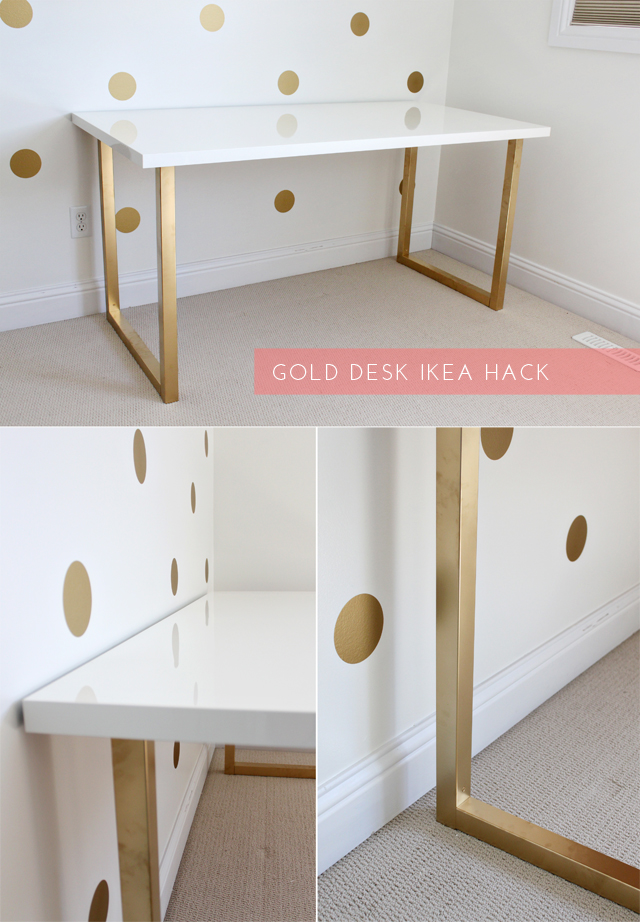 These 22 Ikea DIY hacks are seriously genius! I've been needing some cheap ways to dress up my furniture and this has definitely helped A LOT! There is everything here from dressers to desks, to baby changing tables!