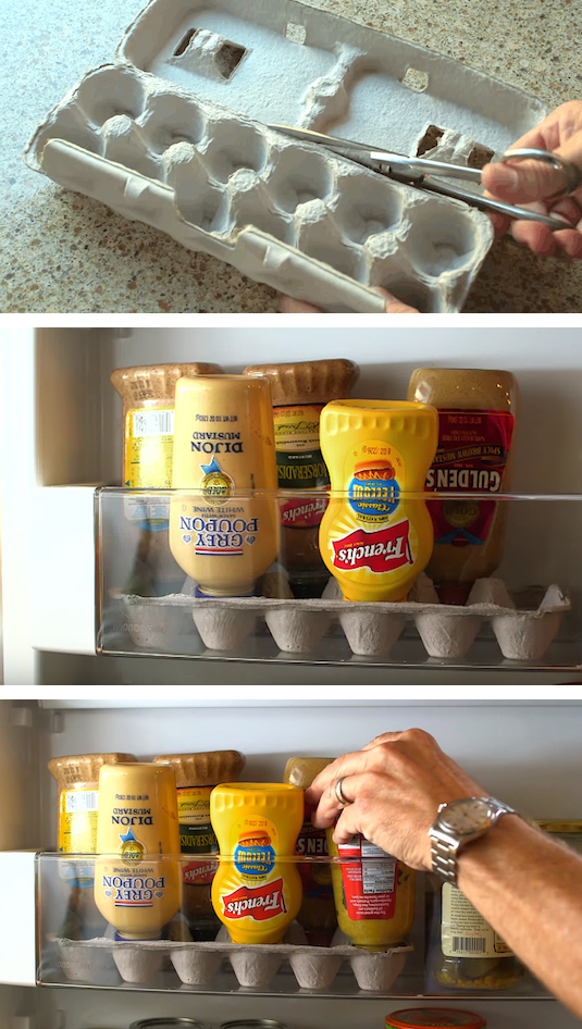 These 15 fridge hacks are GENIUS! These are going to save so much time and get my kitchen organized instantly!