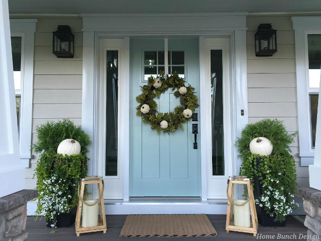 Farmhouse These 27 Fall Porch Decor