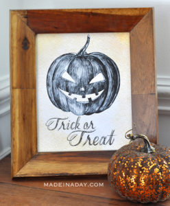 These 70 Free Halloween Printables Are THE BEST! I love all the different designs you can choose from. These artists are so generous!