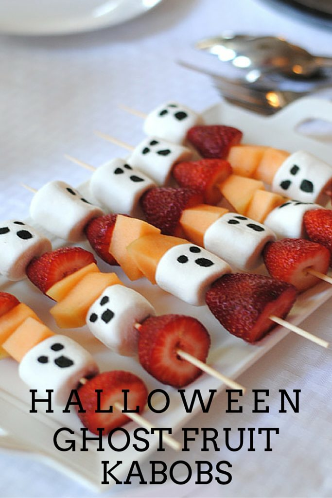 Healthy Halloween Kabobs Kids Will Love