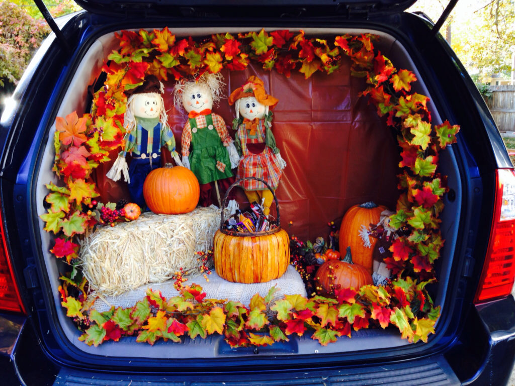 Autumn Farm Trunk or Treat