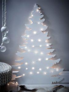 These 12 Alternative Christmas Tree DIY Ideas Are So CREATIVE!