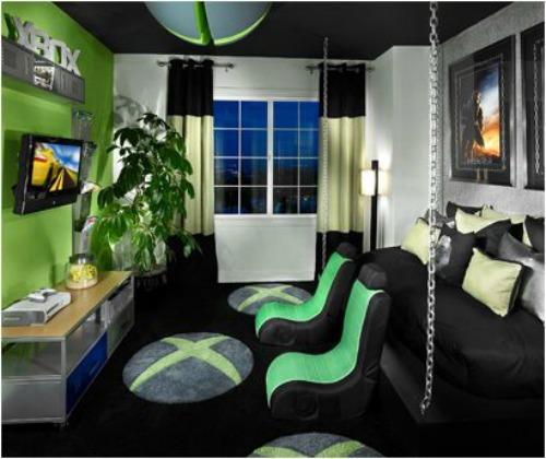 Xbox Gaming Room Setup