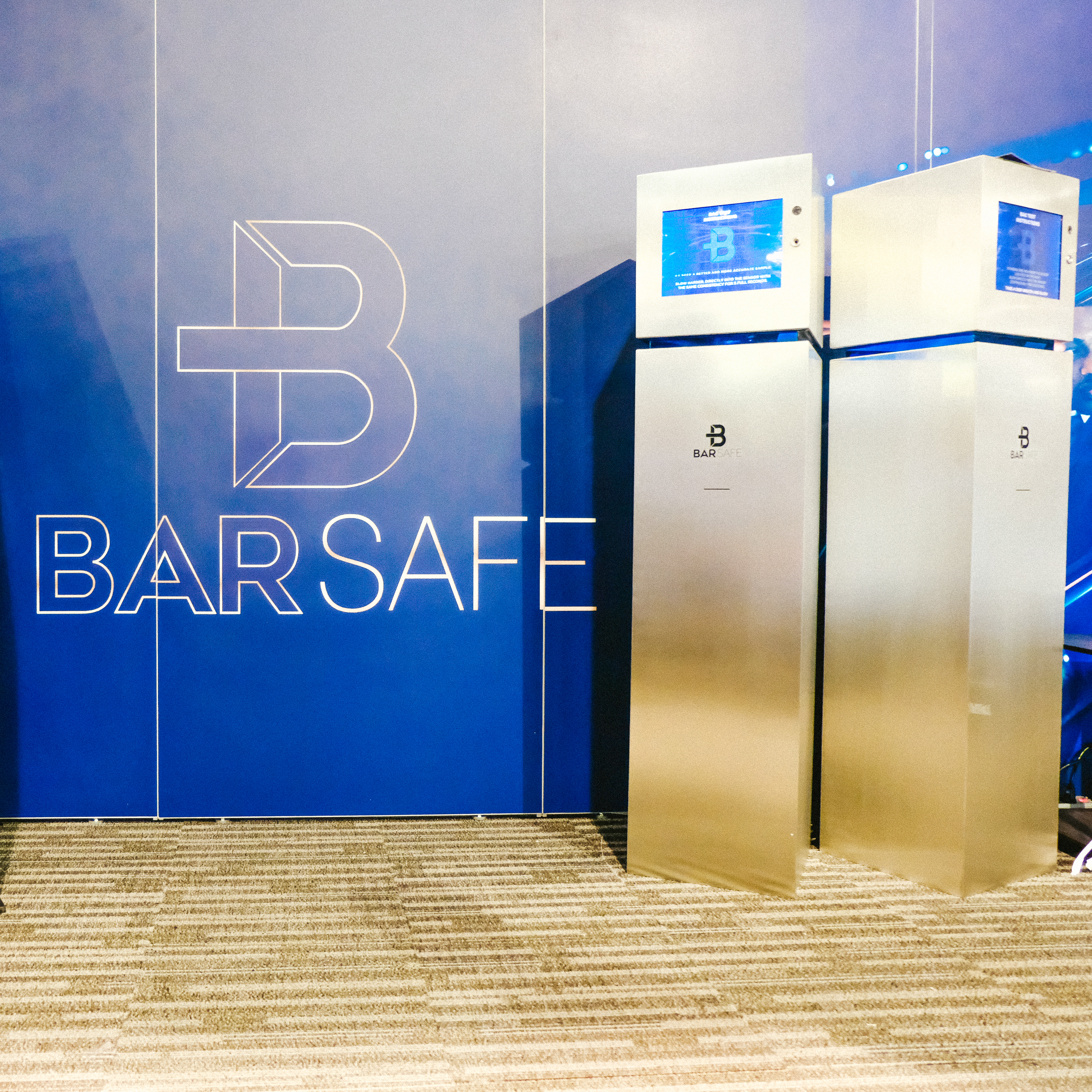 blood alcohol content tester from barsafe