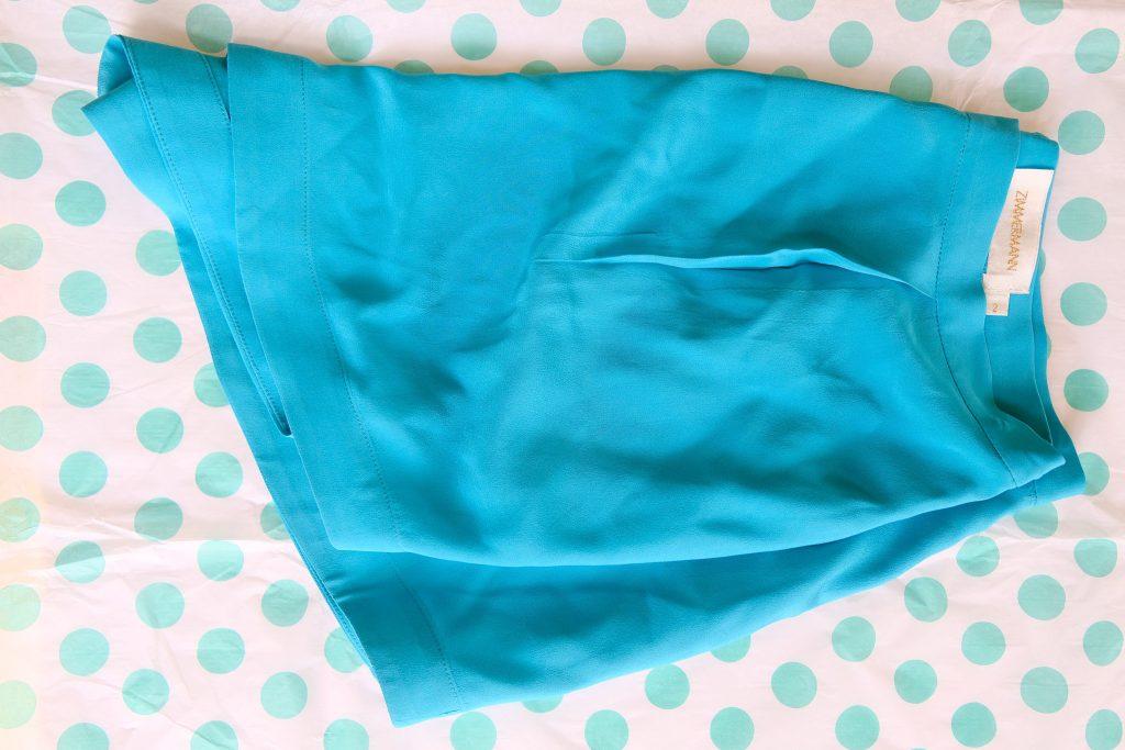 Blue Zimmerman Shorts