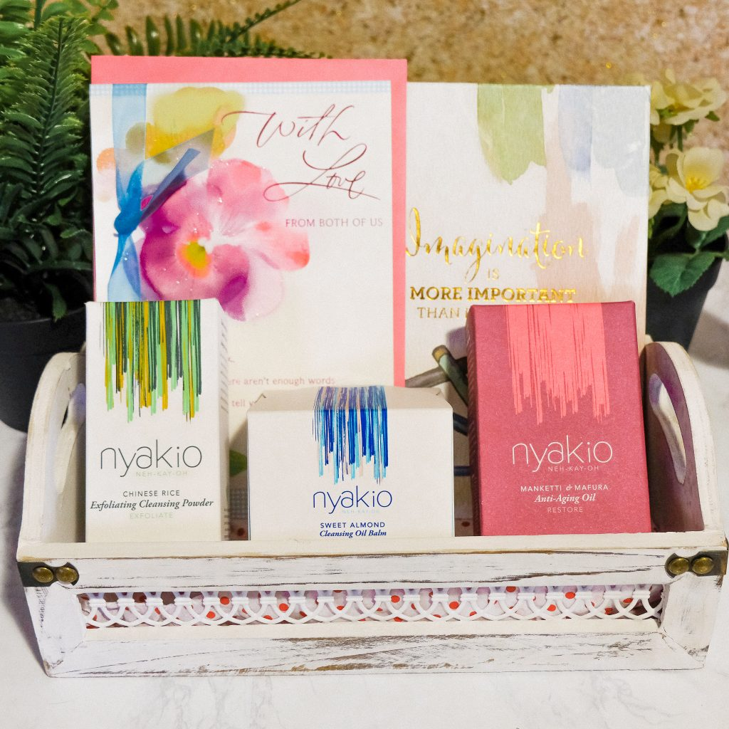DIY Mother's Day Gift Basket - Skincare