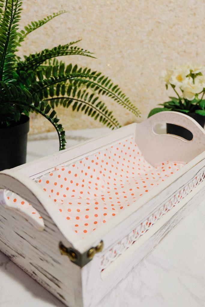 Farmhouse Style Gift Basket