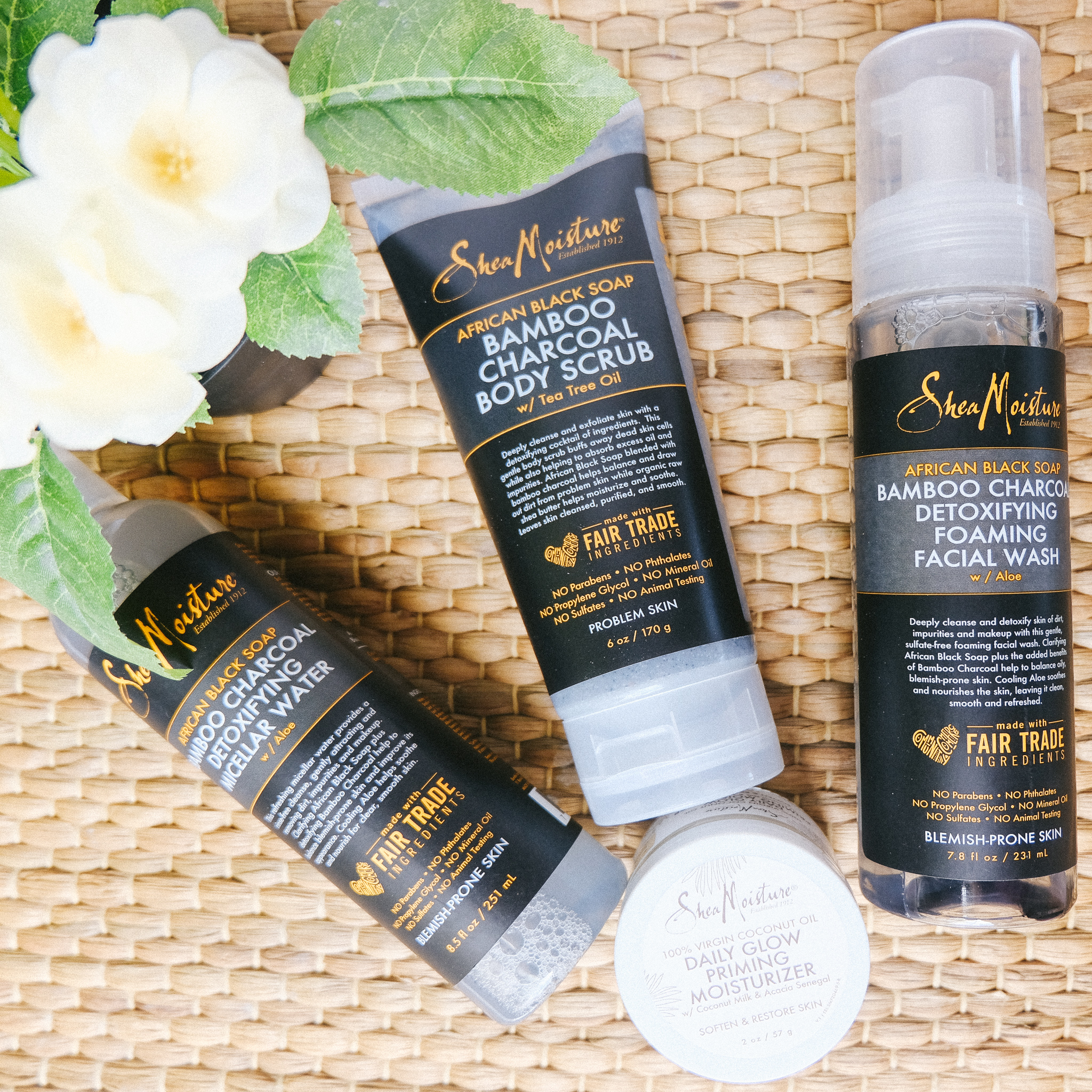 SheaMoisture African Black Soap Review for Dry Skin