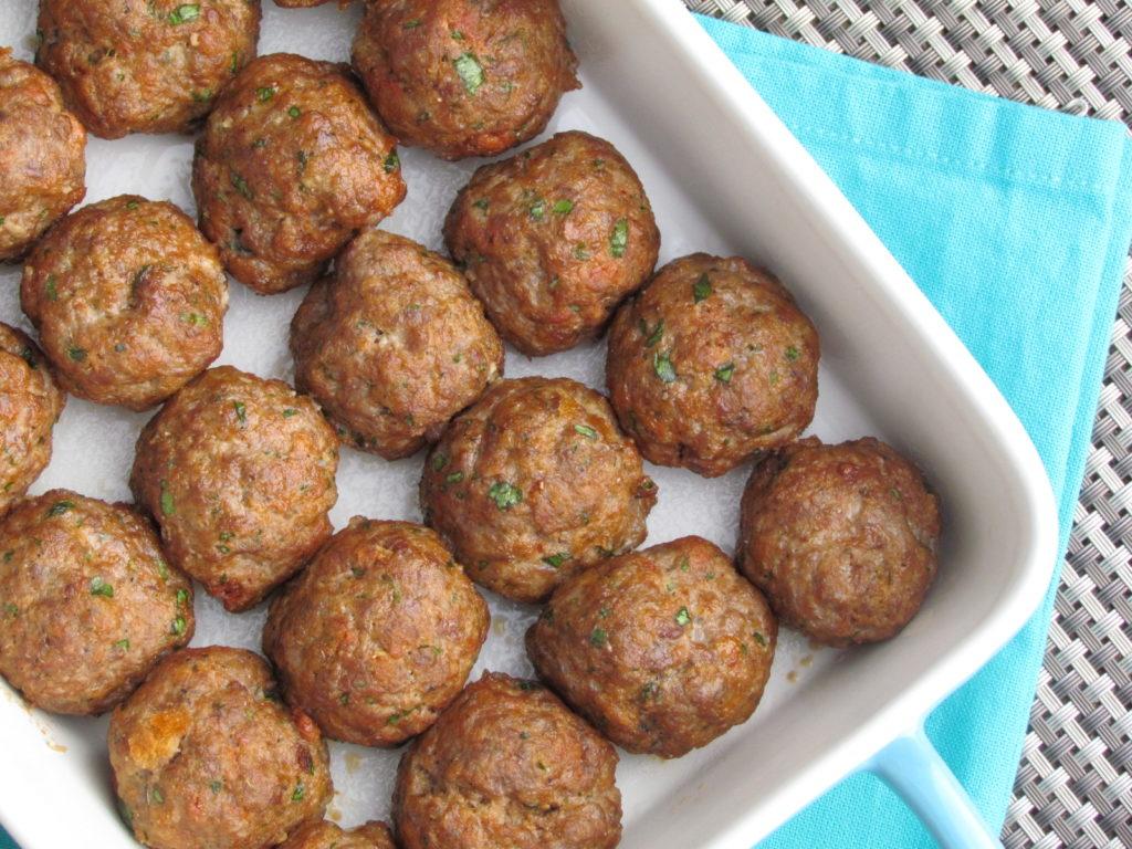 Meatball Budget Freezer Meal
