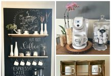 10 DIY Coffee Bars You Gotta Try