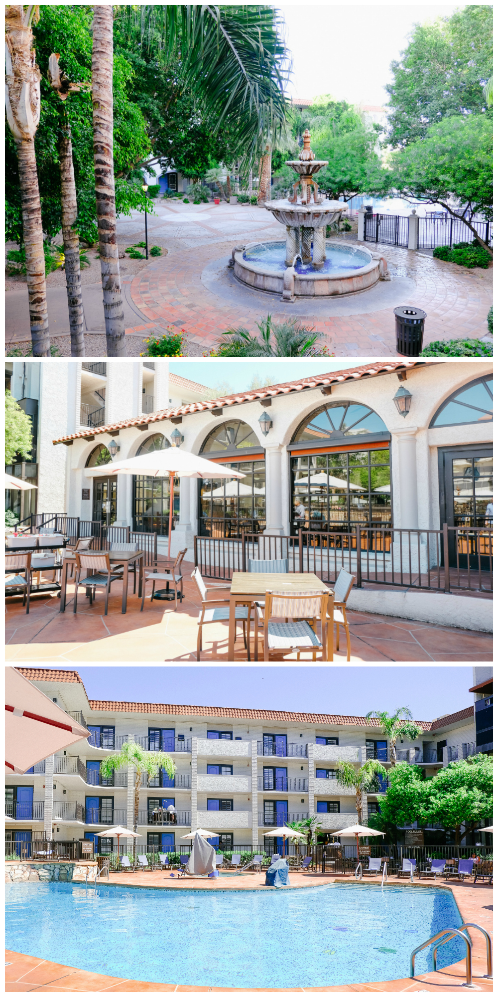 Family Fun at Embassy Suites by Hilton in Scottsdale