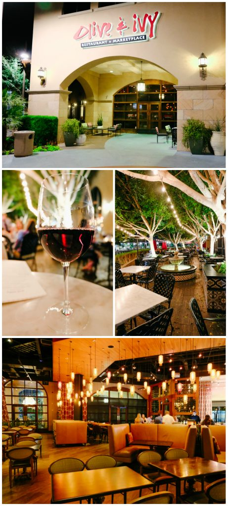 Places to eat in Scottsdale, Arizona-Olive and Ivy