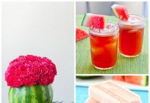 18 Watermelon Party Recipe and DIY Ideas for Summer