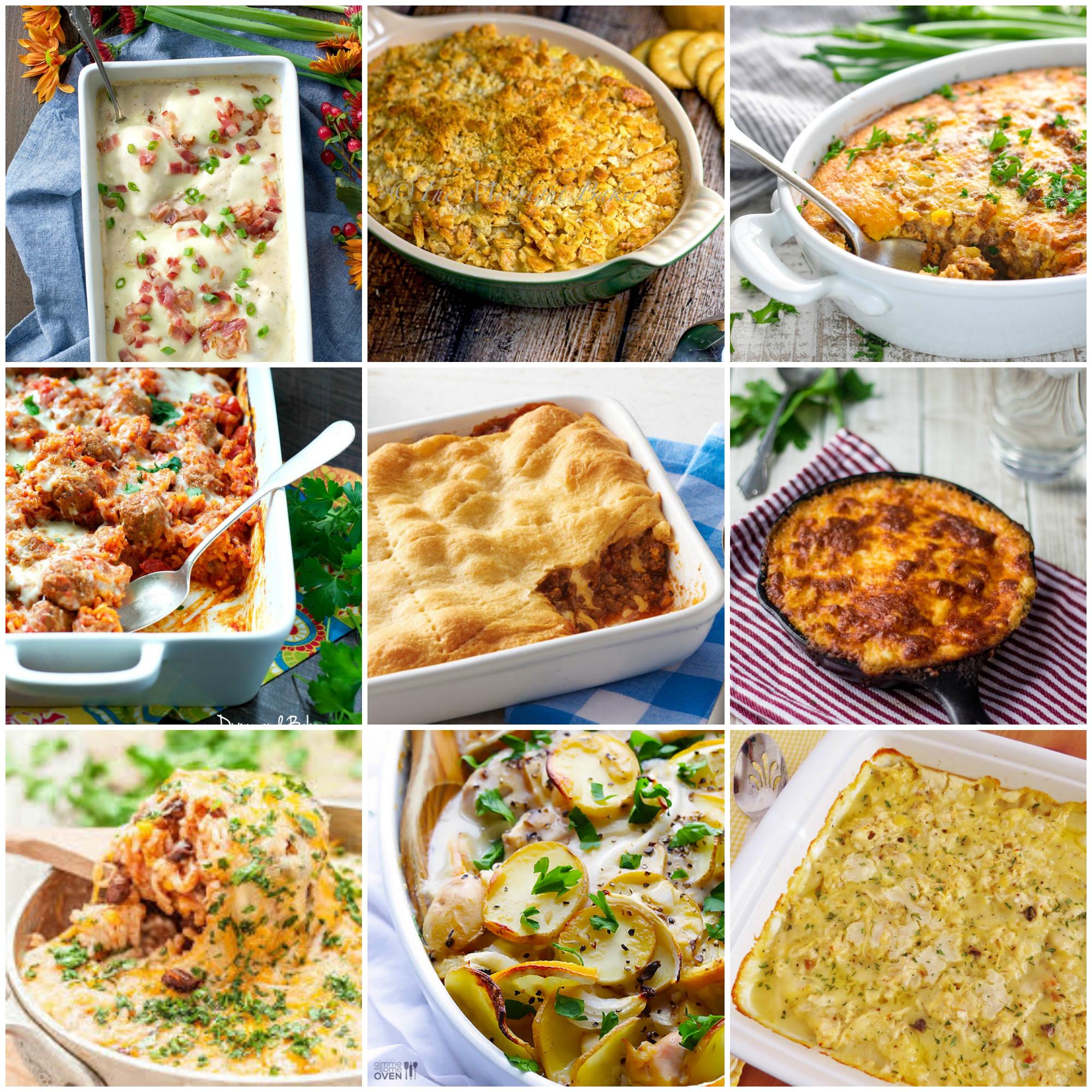 15 Chicken Casserole Recipes