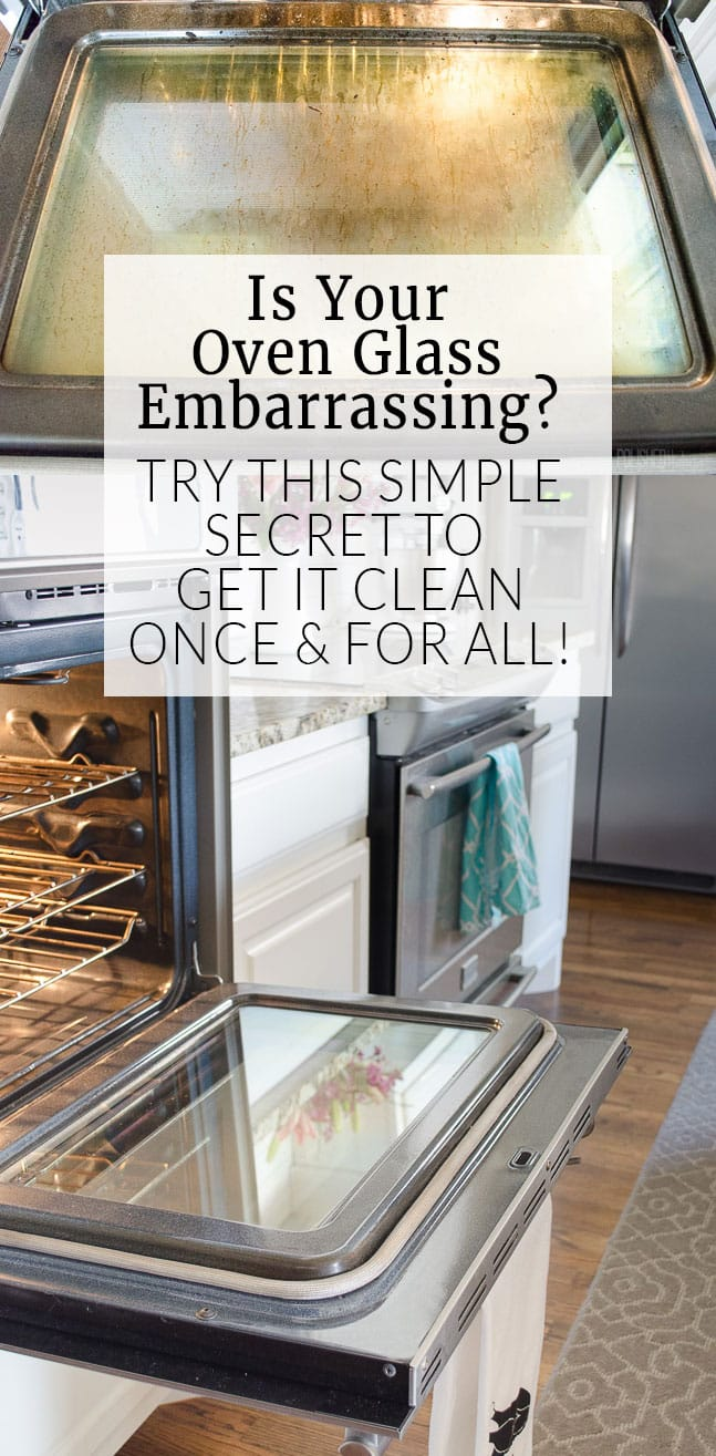 Cleaning Your Home | Cleaning the Glass on Your Oven