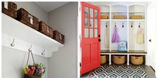 19 Mudroom Entryway Ideas With Plenty of Storage